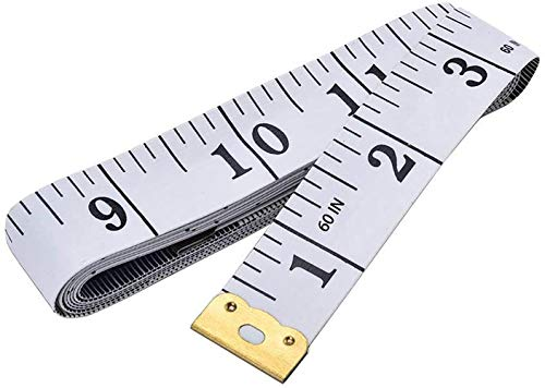 Soft Tape Measure Double Scale Body Sewing