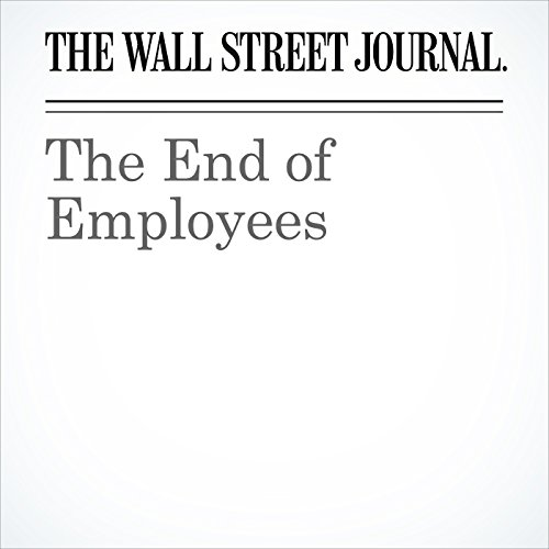 The End of Employees audiobook cover art