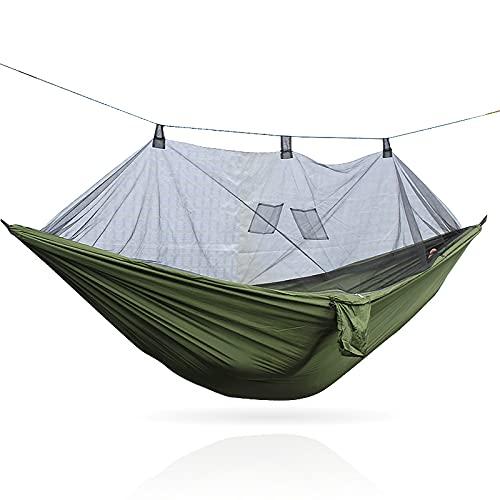 Gaviny Hamaca, mosquitera para Acampar, Hamaca, Muebles de Exterior, Hamaca, Productos de Ocio y Entretenimiento