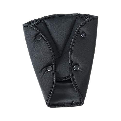 UTOBY Kinder Auto Gurtpolster Auto Sicherheitsgurt Clip Sicherheitsgurtpolster Sicherheitsgurt Universal Einstellbare Dreieck Gürtelpolster Pad Sicherheitsgürtel Einsteller