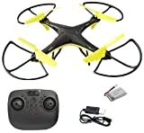 Amitasha 360° Flip Action 2.4Ghz 4.5 Channel Remote Control Drone without Camera