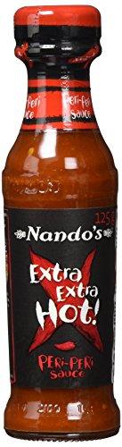 Nando´s Peri Peri Sauce Extra Hot, 3er Pack (3 x 115 g)