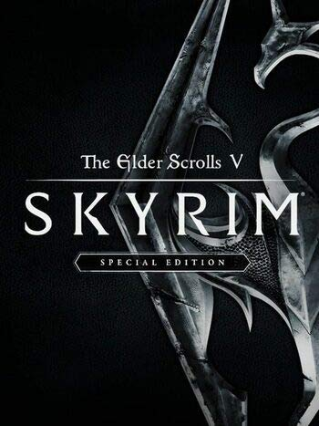 The Elder Scrolls V Skyrim Special Edition 【PC版】Steamコード 日本語対応 有効化マニュアル付き(コードのみ)