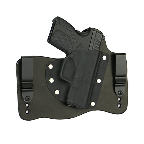 FoxX Holsters Springfield XD-S 9mm & .45 ACP in The Waist Band Hybrid...