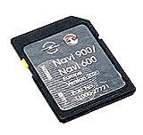 Neueste SD-Karte 2020/2021 für Opel SD Karte Navigation Karte 2020/2021 Navi 600/900 Navi Abdeckung ganz Europa, Teilenummer: T1000-27771