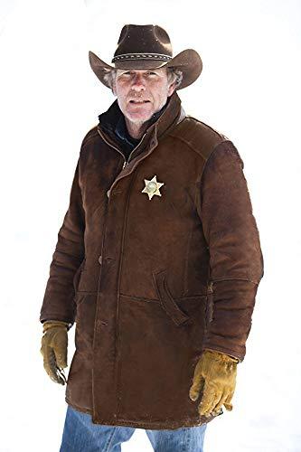 Men Coats Leather
