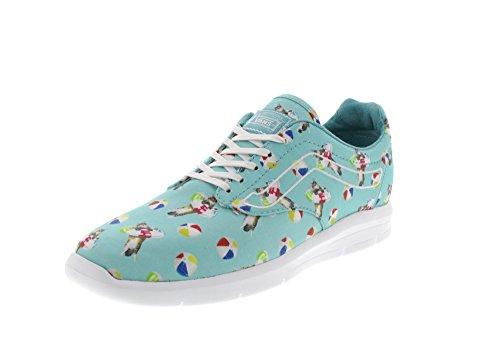 Vans - Sneaker ISO 1.5 Plus - Pool Vibes Aqua, Taglia:37 EU