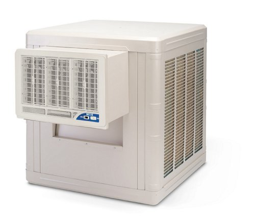 Phoenix Manufacturing BW5002 Evaporative Window Cooling Unit with 1,800 Square Feet Cooling Capacity