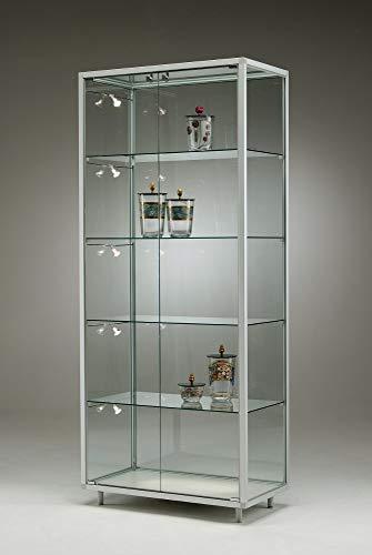 MHN - Vitrina de cristal con tapa para colocar en posición