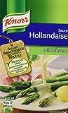 Knorr Tafelfertige Hollandaise mit Kräutern Soße