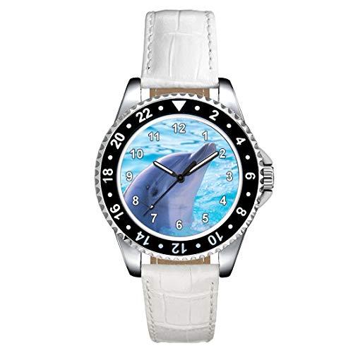 Timest - Delfín - Reloj para Mujer con Correa de...