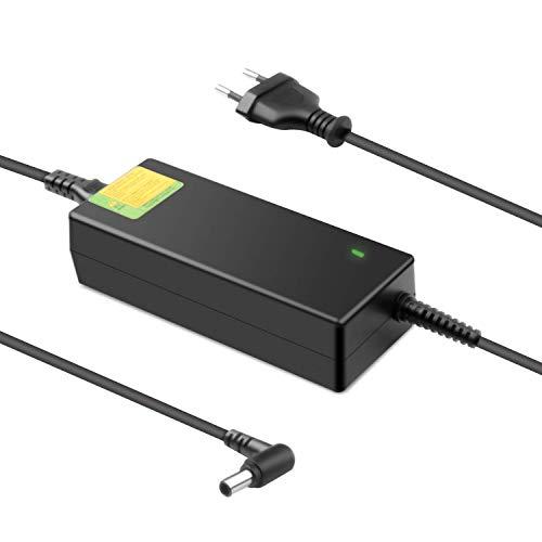 TÜV HKY 19,5V Netzteil Ladegerät Ladekabel für Sony Bravia TV KDL-32 KDL-40 W600B W650A W674A W700B W800B; KDL55W650D, KDL48W600B, KDL-42W650A, KDL-40W600B, KDL-32W700B Smart LED LCD HDTV Screen