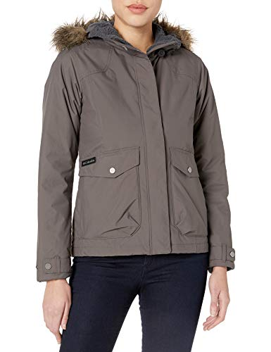 Columbia Women's Grandeur Peak Jacket, Mineshaft, Medium