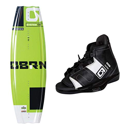 O'Brien 135 System w/ Clutch 5-8 Bindings 2170194