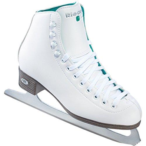 Riedell Figure Skate Modell 110Opal, damen, weiß