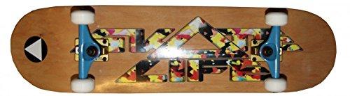 Skatelife Profi Skateboard Komplettboard Script 8.5 inch mit Venture Achsen - Special Edition mit KOSTON Kugellagern