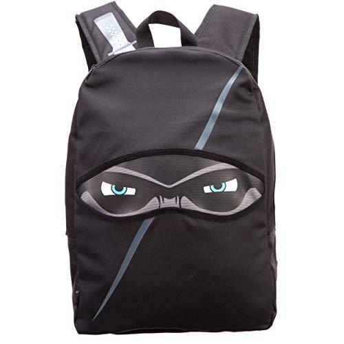 Mochila Zipit Ninja Preta