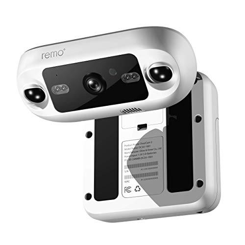 DoorCam 2 Wireless Over-the-Door Smart Security Camera with 1080p HD Video,...
