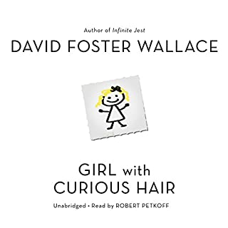 Girl with Curious Hair cover art