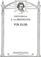 Fur Elise, Bagatelle In A Minor, Op. 173 by Ludwig Van Beethoven (1984-01-01)