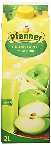 Pfanner - Grüner Apfel Getränk - 2,0l
