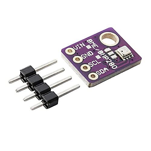 BMP280 Altitud De Humedad Digital De Alta Precisión Sensor De Temperatura y Presión Barométrica Atmosférica Módulo Altímetro Aplicable a GPS Módulos