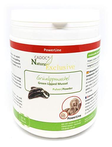 Cadoc – Nature Exclusive Musselpulver, 500 g, Flerfärgad