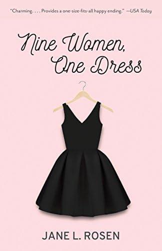 Nine Women One Dress A Novel product image