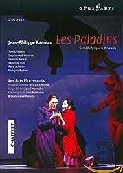 Jean-Philippe Rameau - Les Paladins / Christie, Les Arts Florissants, Compagnie Montalvo-Hervieu [Châtelet 2004]