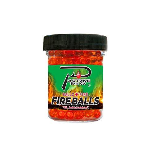 PAUTZKE'S Fishing Bait Fire Balls, Chinook, 1.65 oz