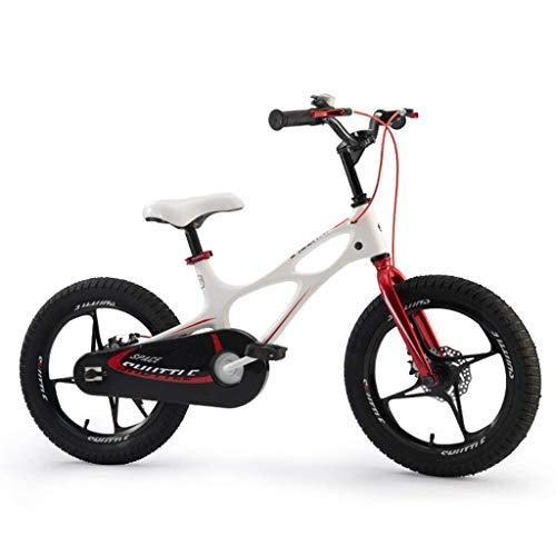 Rouge GOTOTOP 1 Paire Roues de Formation de v/élo pour Enfants Universel pour Les bicyclettes pour Enfants de 12-20 Pouces