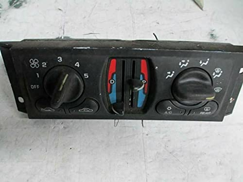 REUSED PARTS Be super welcome Temperature Control Dash Mounted New product Opt CJ3 Fi