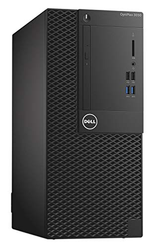 Dell OptiPlex 3050 3.4GHz i5-7500 Mini Toren Zwart PC