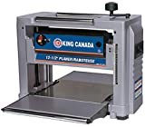 King Canada KC-426C 12 1/2-Inch Portable Planer