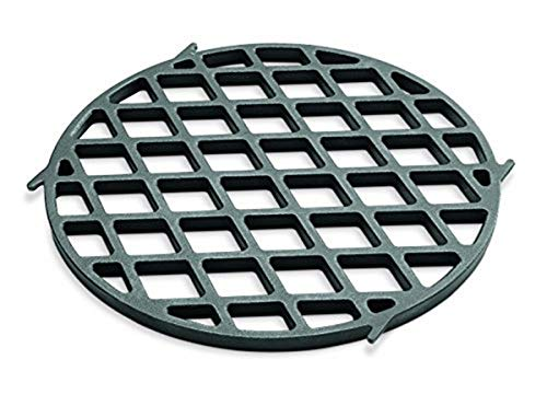 Weber 8834 Gourmet BBQ System Sear Grate,Black