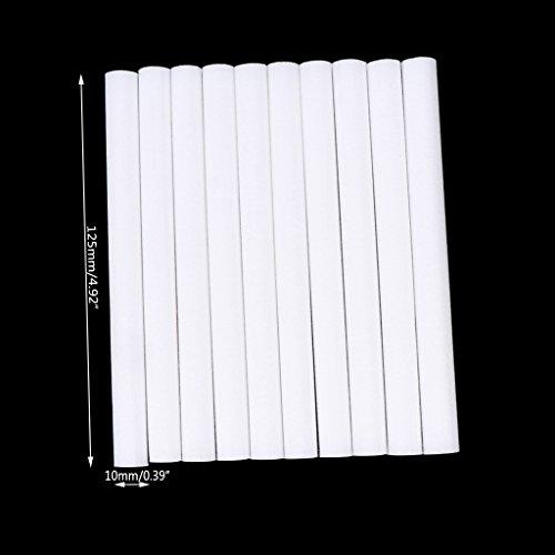 ZJL220 10 filtros de repuesto para humidificadores USB que se pueden cortar