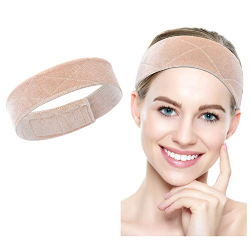 Wig Grip Band – Velvet Wig Headband Women Non Slip Elastic Hair Bands Adjustable With Magic Tape For Holding Wig