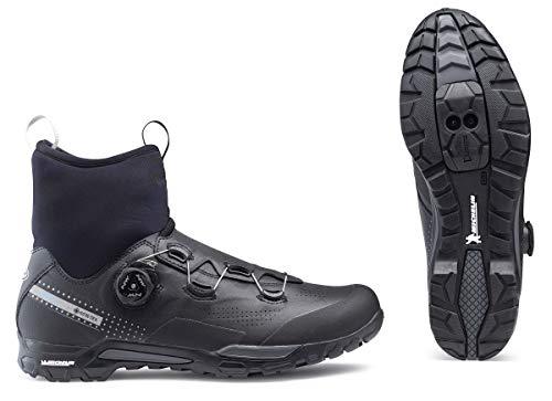 Northwave X-Celsius Arctic GTX Winter Fahrrad Schuhe schwarz 2021: Größe: 49