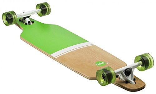 Choke Hawaii Longboard Skateboard Grün