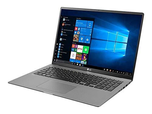 LG Gram 17Z90N-V.AP77G Notebook Portatile Computer Portatile Argento 43,2 cm (17 ) 2560 x 1600 Pixel Intel Core i7 di Decima Generazione 16 GB DDR4-SDRAM 1000 GB SSD Wi-Fi 6 (802.11ax) Windows