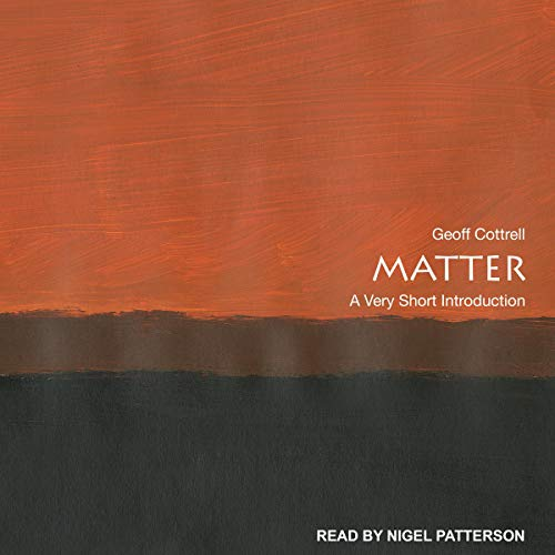 Matter audiobook cover art