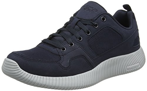 Skechers 52399, Zapatillas para Hombre, Verde (Olive), 46 EU