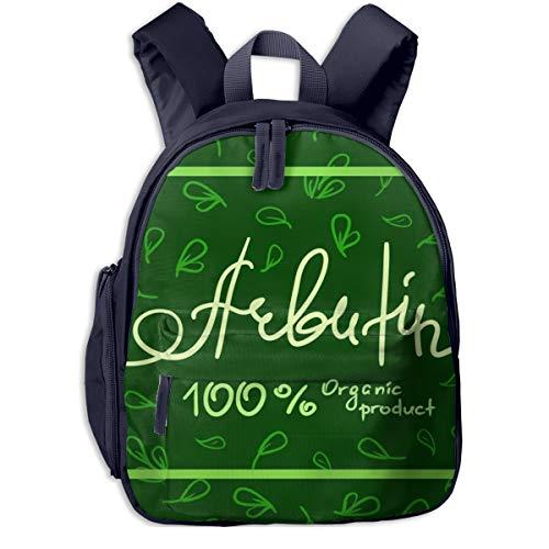 Kinderrucksack Kleinkind Jungen Mädchen Kindergartentasche Name des Bio Produkts Backpack Schultasche Rucksack