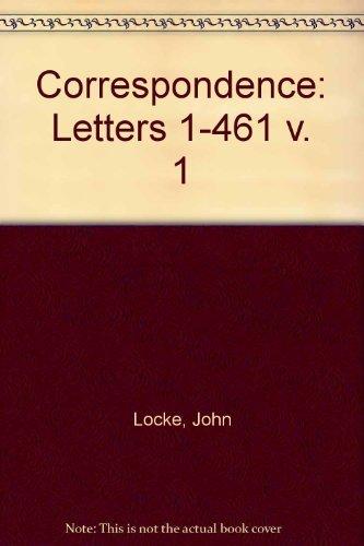 Download Correspondence: Letters 1-461 v. 1 0198243960