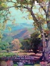 California & American Fine Art Auction (April 23, 2013)