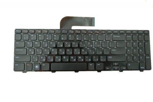 DELL Inspiron N5110 M5110 SPANISH CASTILIAN Keyboard P4R7V
