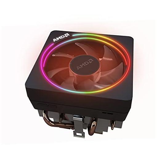 AMD Ryzen 7 3800X, Procesador con Disipador de Calor Wraith Prism (32 Mb, 8 Núcleos, Velocidad de 4.5 Ghz, 105 W) 4