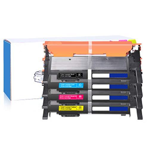 Cartucho de tóner compatible HP W2080a para impresora láser HP Color MFP 178 178nw 179nw 179fnw 150a 150nw impresora láser protección ambiental