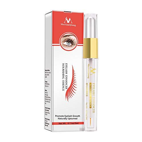 WANGDEE Wimpernserum Eyelash Growth Serum Wimpern und Augenbrauen Eyelash Growth Serum For Longer/Fuller/Thicker Lash Boost Serum For Rapid Lash Growth