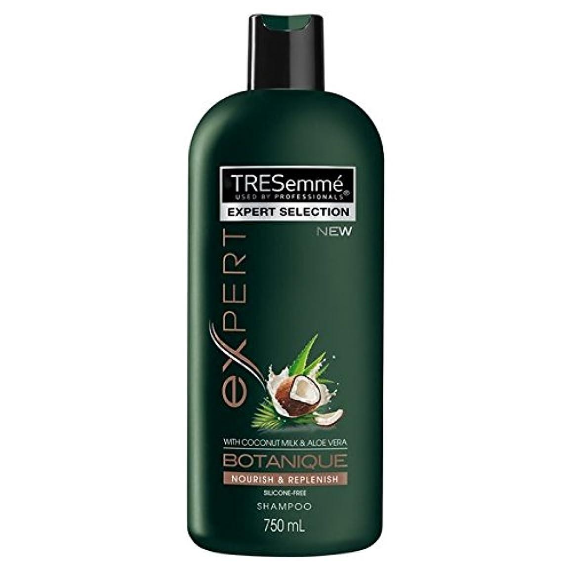 古くなった囲むエアコンTRESemme Botanique Nourish & Replenish Shampoo 750ml (Pack of 6) - のボタニックはシャンプー750ミリリットルを養う&補充します x6 [並行輸入品]